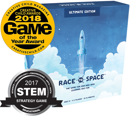 Race To Space - Ultimate 4-subject Edition
